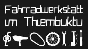 Motiv Fahrrad Selbsthife Werkstatt