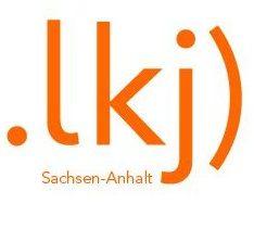 Logo .lkj) Sachsen Anhalt
