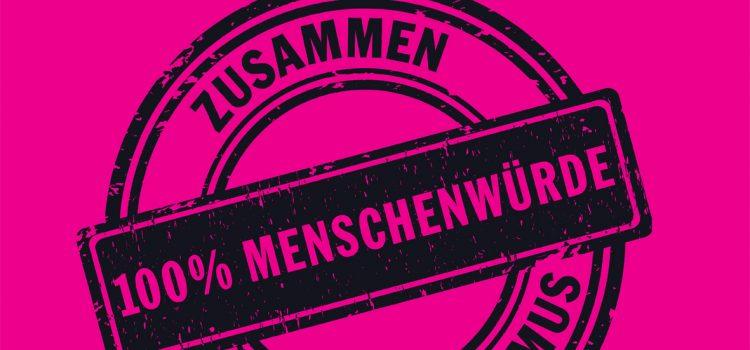 Plakat Int. Wochen gegen Rassismus in Magdeburg Plakat
