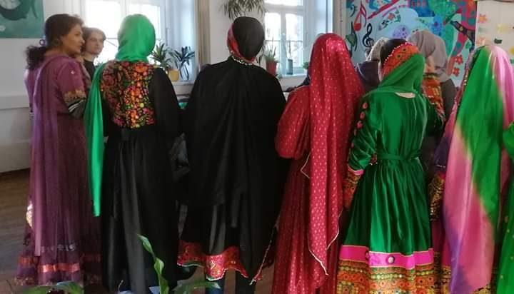 Muslimische Frauengruppe/Solidarität unter Frauen(c) IFNIS e.V