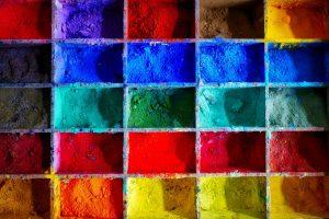 Farbnäpfchen(c)pixabay